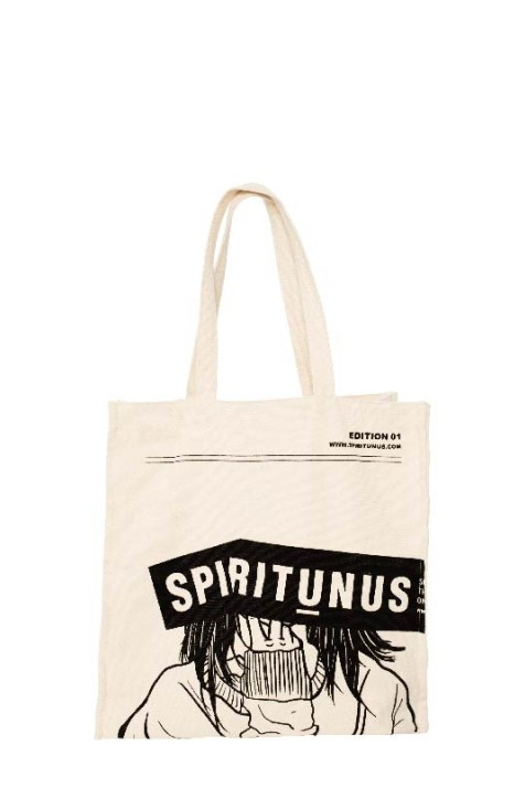 Edition 01 Tote Bag